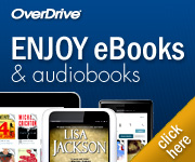 ebooks and audio books - overdrive