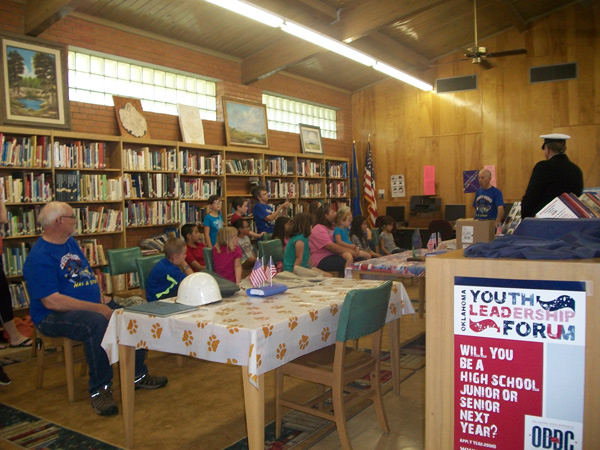 summer reading heroes program